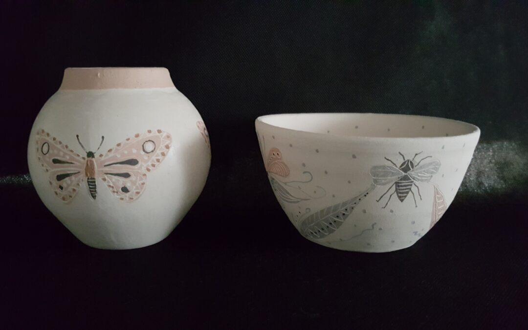 Pottery I – bowls with Bozena Janiszweski 09/19/21