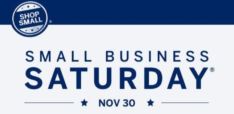 """Shop Small, Shop Local!"" 11/28/20"