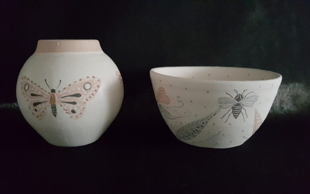 """Pottery I – Bowls/Vases"" Workshop with Bozena Janiszweski 04/11/21"