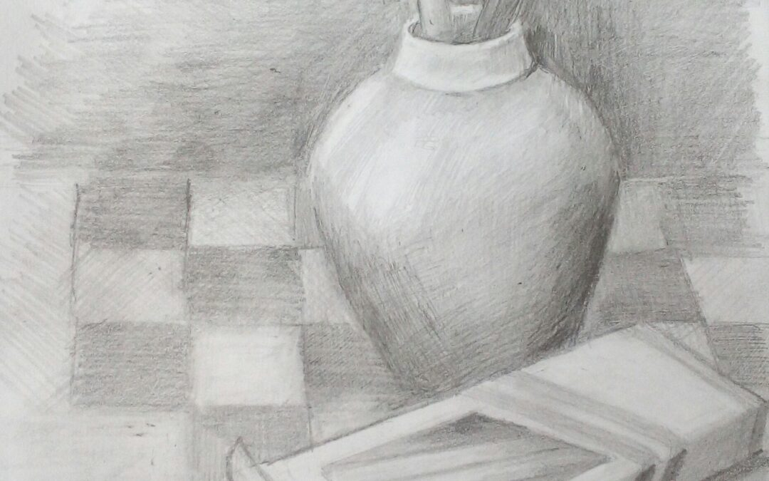 """Drawing"" Class with Bozena Janiszweski 09/25/21"