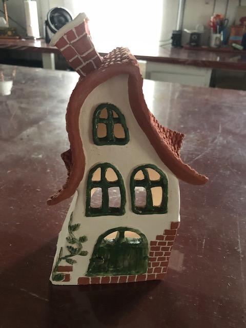 """""""Pottery I – slab houses"""" with Bozena Janiszweski 09/12/21"""